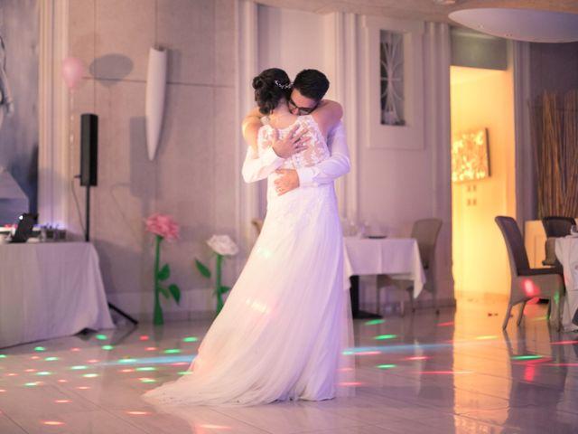 Le mariage de Fabien et Manon à Geneuille, Doubs 16