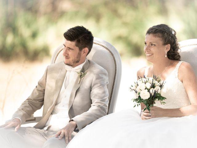 Le mariage de Elsa et Sylvain