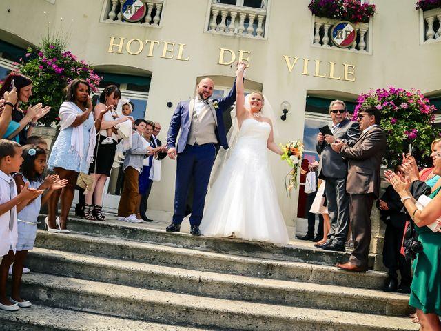 Le mariage de Kévin et Laetitia à Andrésy, Yvelines 36