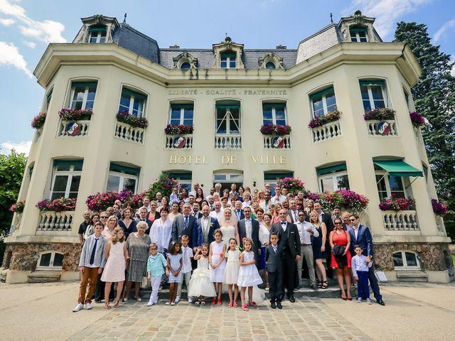 Le mariage de Kévin et Laetitia à Andrésy, Yvelines 37
