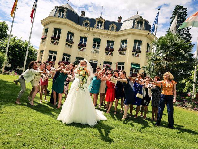 Le mariage de Kévin et Laetitia à Andrésy, Yvelines 39