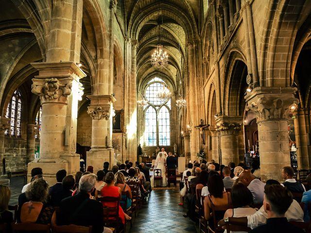 Le mariage de Kévin et Laetitia à Andrésy, Yvelines 52
