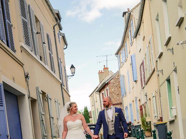 Le mariage de Kévin et Laetitia à Andrésy, Yvelines 72