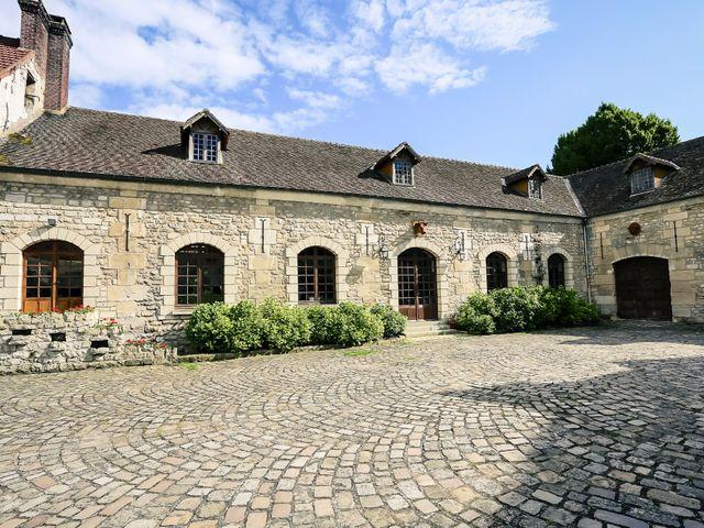 Le mariage de Kévin et Laetitia à Andrésy, Yvelines 76