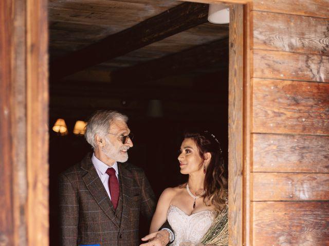 Le mariage de Grégory et Florine à Aime, Savoie 19