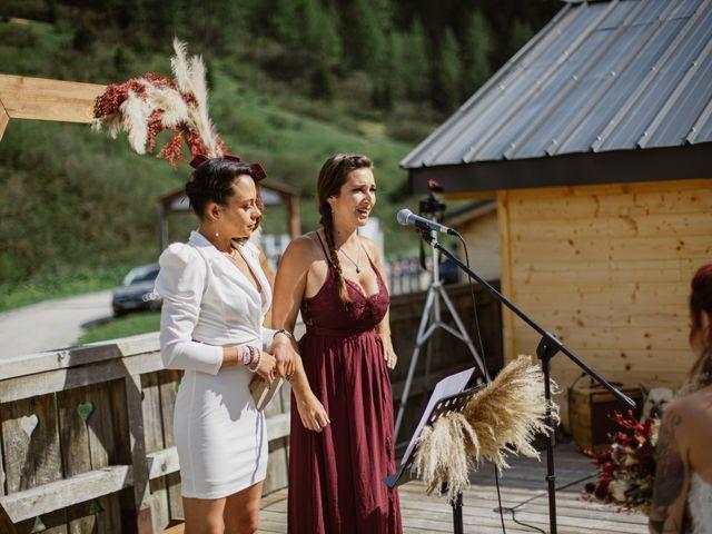 Le mariage de Grégory et Florine à Aime, Savoie 22