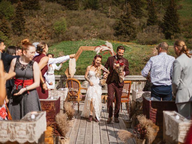 Le mariage de Grégory et Florine à Aime, Savoie 34