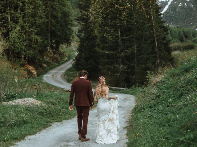 Le mariage de Grégory et Florine à Aime, Savoie 42