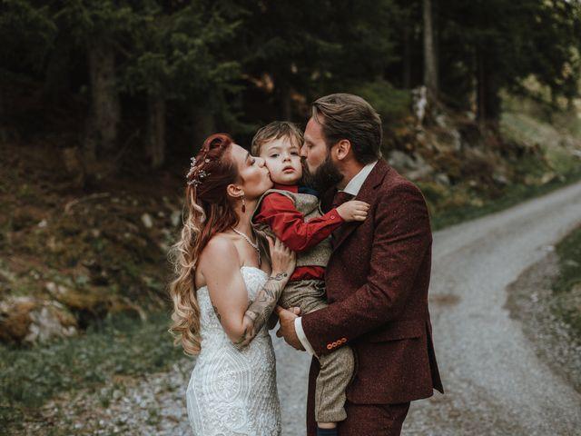Le mariage de Grégory et Florine à Aime, Savoie 45