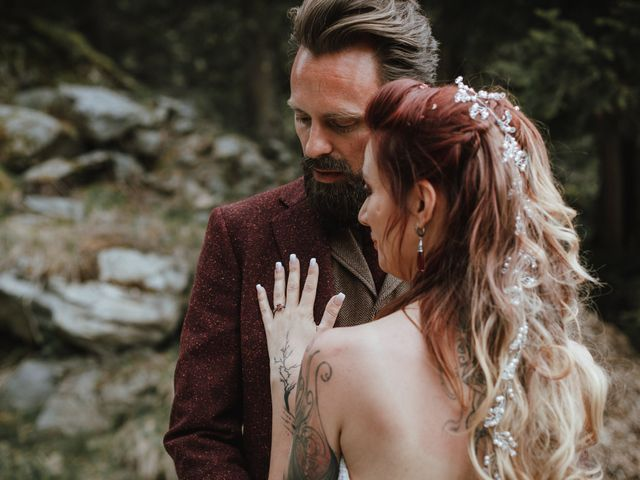 Le mariage de Grégory et Florine à Aime, Savoie 47