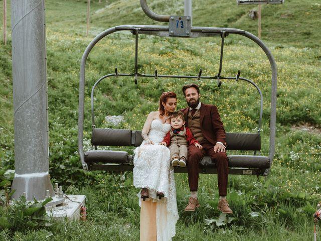 Le mariage de Grégory et Florine à Aime, Savoie 50