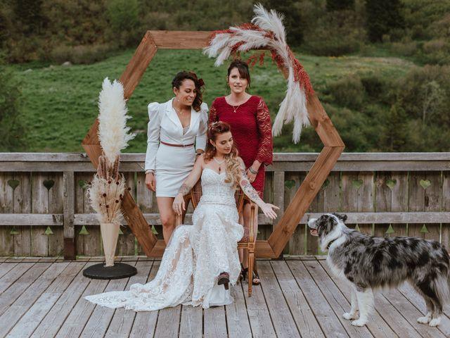 Le mariage de Grégory et Florine à Aime, Savoie 51