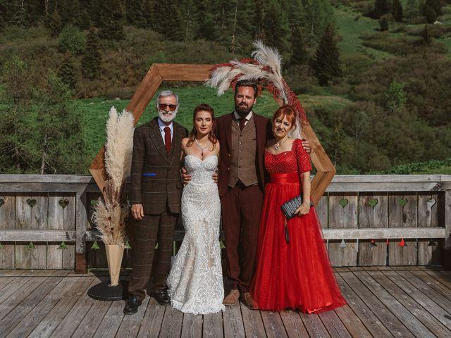 Le mariage de Grégory et Florine à Aime, Savoie 52