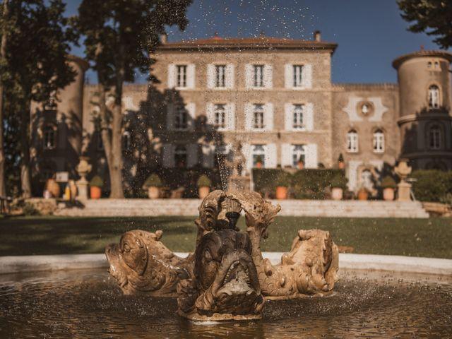 Le mariage de Paul et Léa à Lemps, Ardèche 2
