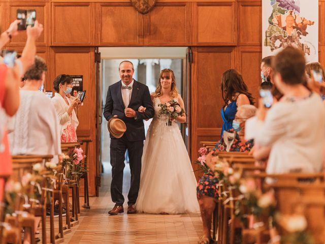 Le mariage de Paul et Léa à Lemps, Ardèche 30