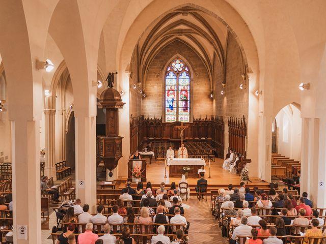 Le mariage de Paul et Léa à Lemps, Ardèche 31