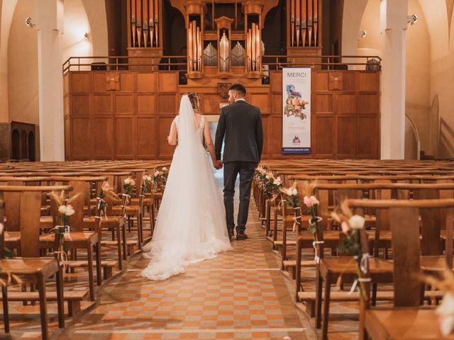 Le mariage de Paul et Léa à Lemps, Ardèche 33