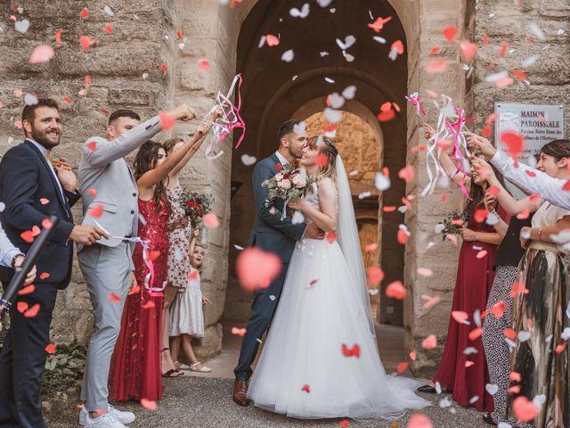 Le mariage de Paul et Léa à Lemps, Ardèche 34
