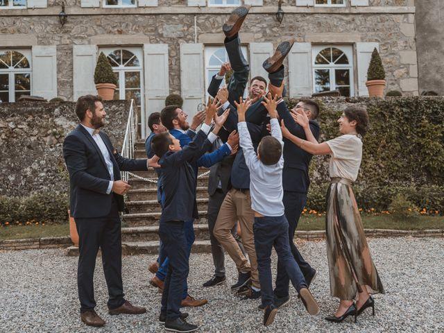 Le mariage de Paul et Léa à Lemps, Ardèche 36
