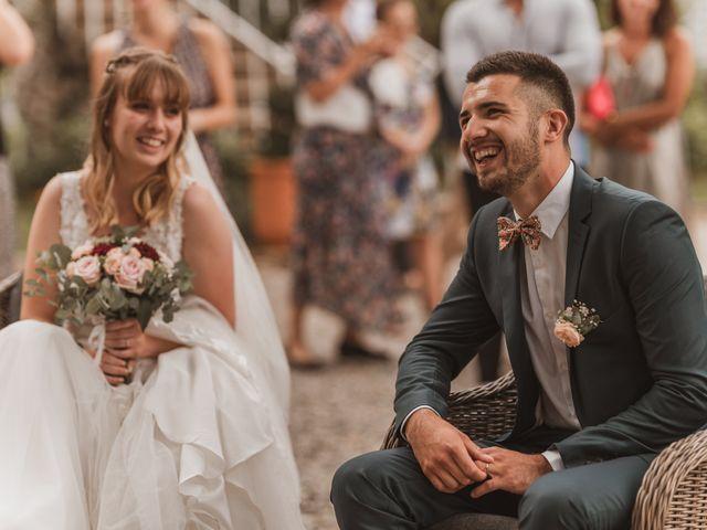 Le mariage de Paul et Léa à Lemps, Ardèche 40