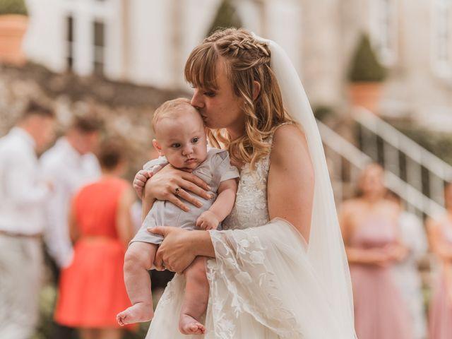 Le mariage de Paul et Léa à Lemps, Ardèche 42