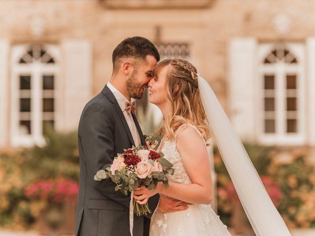 Le mariage de Paul et Léa à Lemps, Ardèche 45