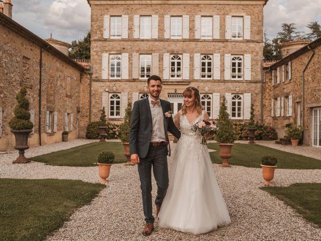 Le mariage de Paul et Léa à Lemps, Ardèche 47