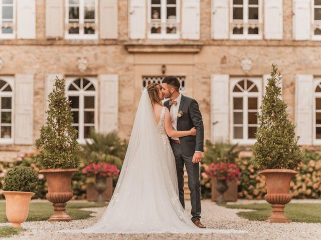 Le mariage de Paul et Léa à Lemps, Ardèche 48