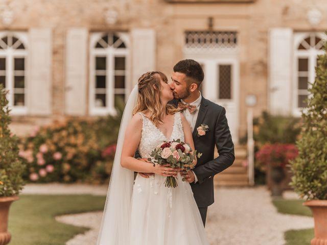 Le mariage de Paul et Léa à Lemps, Ardèche 49