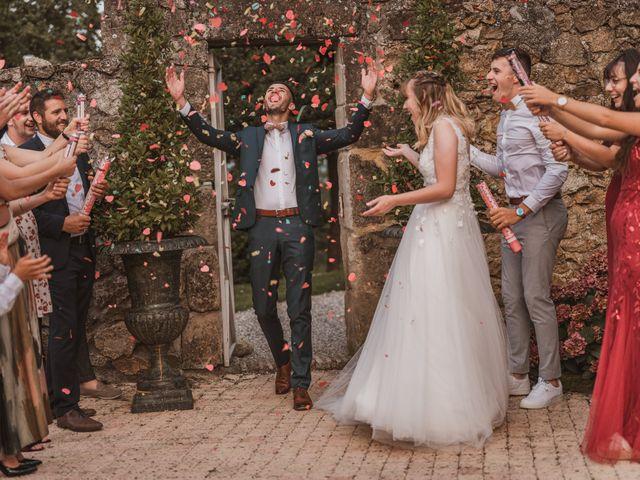 Le mariage de Paul et Léa à Lemps, Ardèche 53