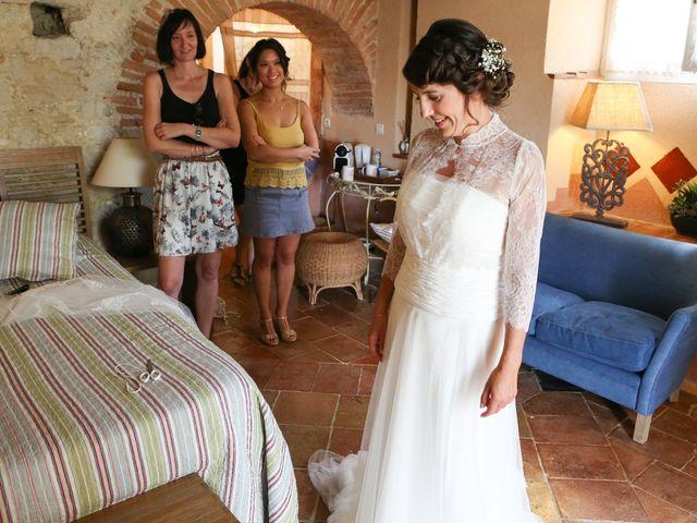 Le mariage de Nicolas et Marielle à Drémil-Lafage, Haute-Garonne 31