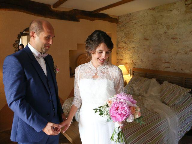Le mariage de Nicolas et Marielle à Drémil-Lafage, Haute-Garonne 34
