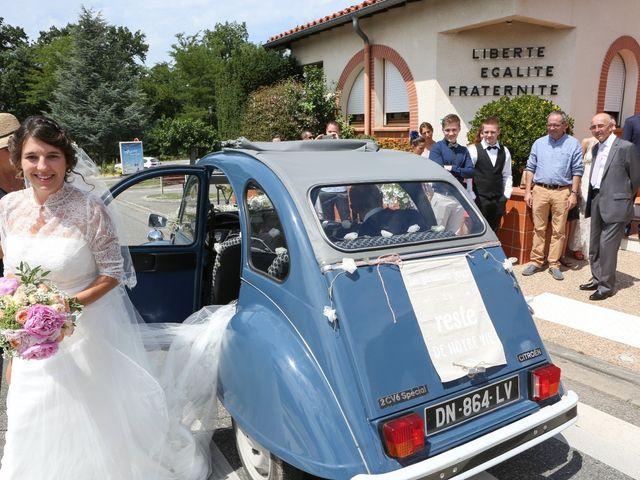 Le mariage de Nicolas et Marielle à Drémil-Lafage, Haute-Garonne 53