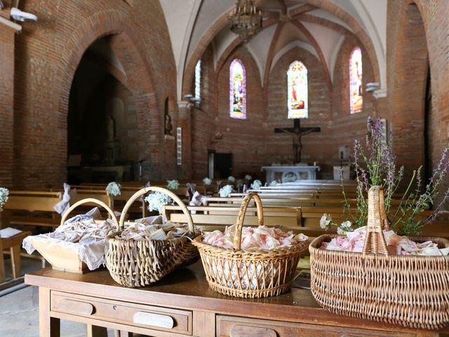 Le mariage de Nicolas et Marielle à Drémil-Lafage, Haute-Garonne 63