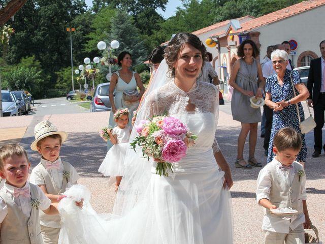 Le mariage de Nicolas et Marielle à Drémil-Lafage, Haute-Garonne 65