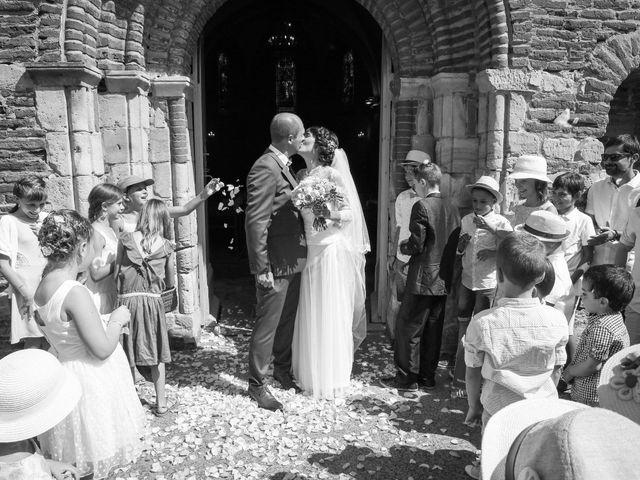 Le mariage de Nicolas et Marielle à Drémil-Lafage, Haute-Garonne 83
