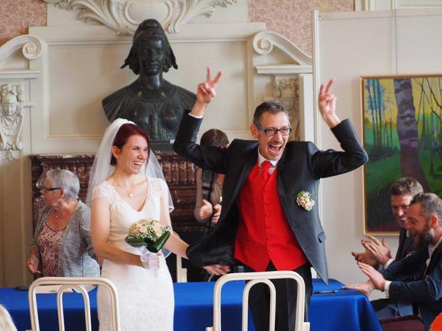 Le mariage de Elian et Marion à Trouville-sur-Mer, Calvados 9