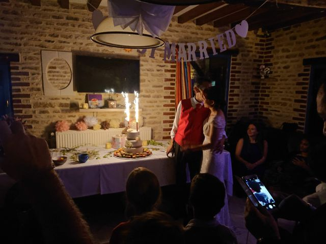 Le mariage de Elian et Marion à Trouville-sur-Mer, Calvados 27
