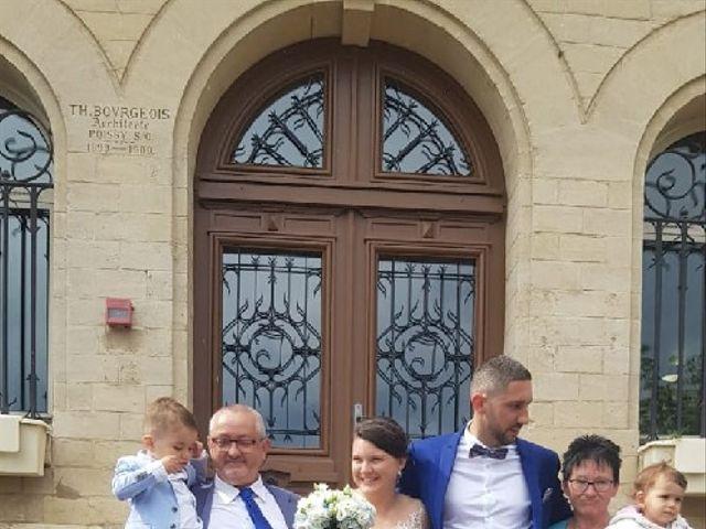 Le mariage de Julien  et Ludivine à Juziers, Yvelines 1