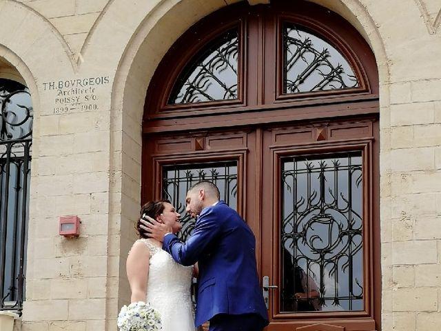 Le mariage de Julien  et Ludivine à Juziers, Yvelines 6