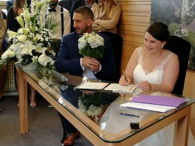 Le mariage de Julien  et Ludivine à Juziers, Yvelines 7