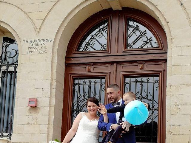 Le mariage de Julien  et Ludivine à Juziers, Yvelines 8