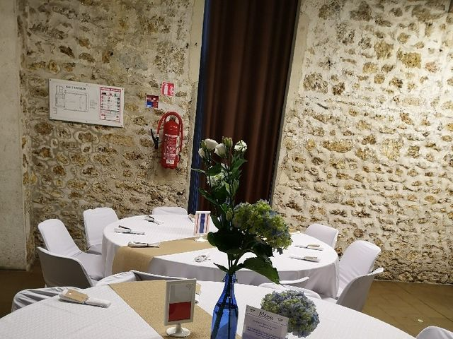 Le mariage de Julien  et Ludivine à Juziers, Yvelines 14