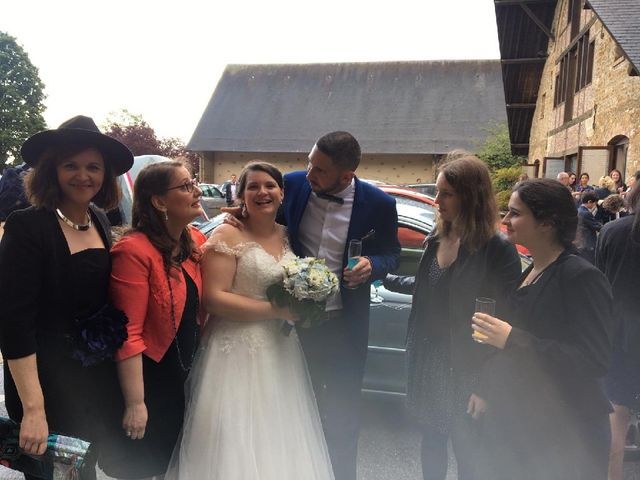 Le mariage de Julien  et Ludivine à Juziers, Yvelines 16