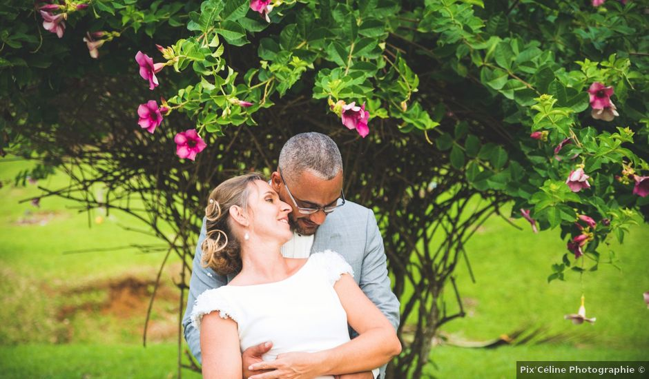 Le mariage de Richard et Nora à La Trinité, Martinique