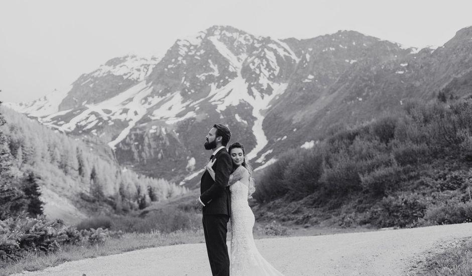 Le mariage de Grégory et Florine à Aime, Savoie