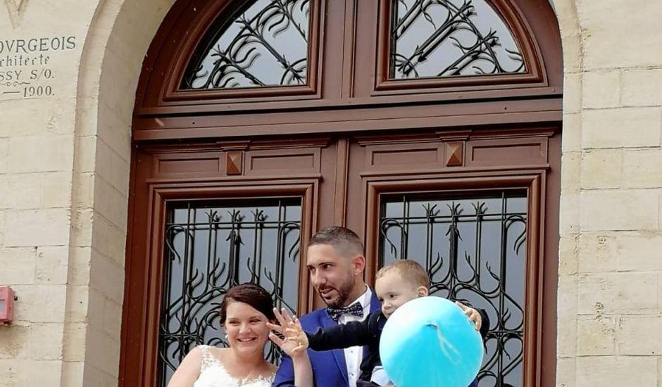 Le mariage de Julien  et Ludivine à Juziers, Yvelines