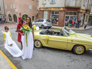 Le mariage de Kemesha et Quentin 3