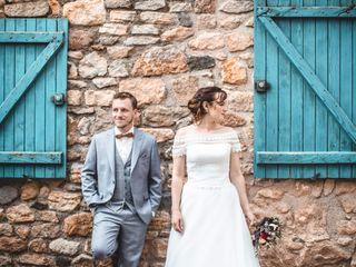 Le mariage de Manon et Marc