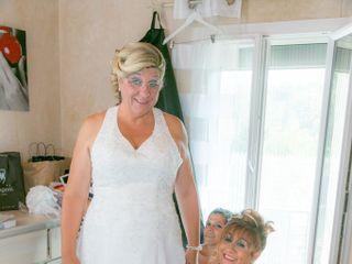 Le mariage de Mathilde et François 1